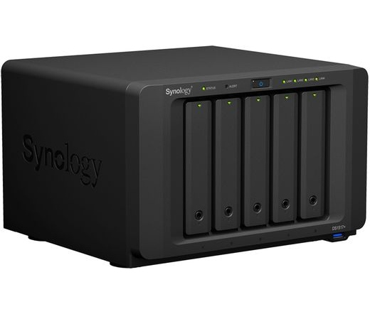NAS SYNOLOGY DS1517+ (4GB)