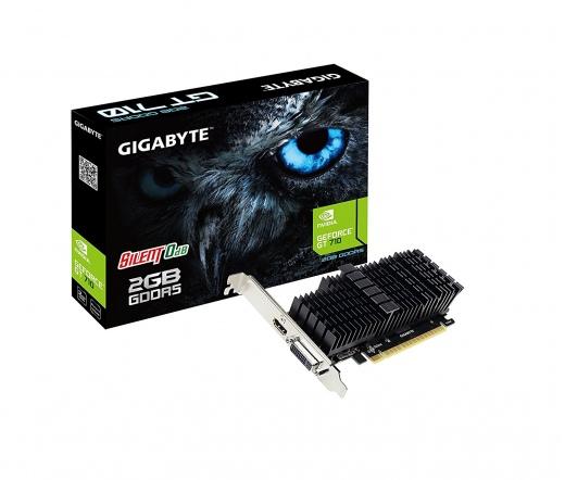 VGA GIGABYTE GT710 Silent 2GB DDR5