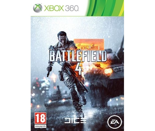 GAME XB360 Battlefield 4