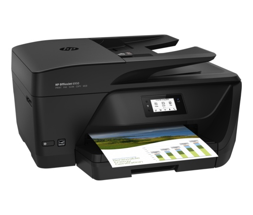 HP OfficeJet 6950 multifunkciós tintasugaras nyomtató