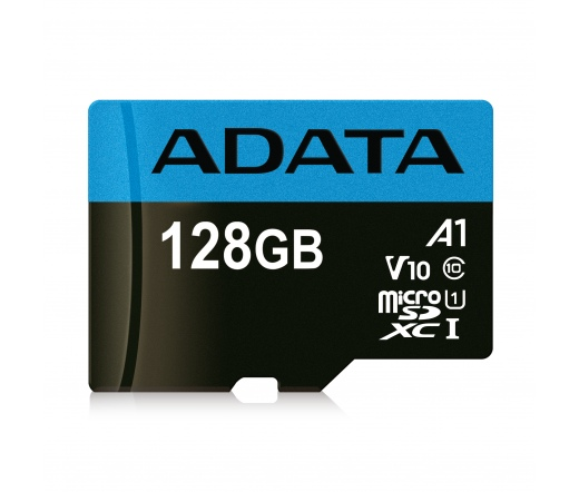 Card microSDHC Adata Premier 16GB 1 Adapter UHS-I CL10