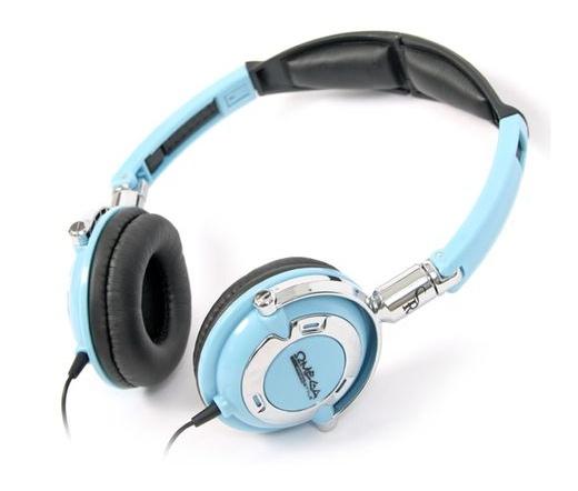 OMEGA Freestyle Headset kék