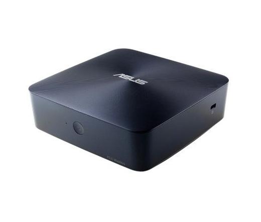 PC ASUS VivoMini UN65-M025M Fekete
