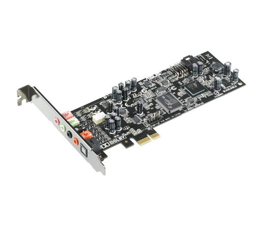 SOUND CARD ASUS XONAR DGX PCIE