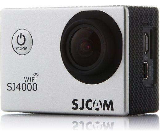 KA - SJCam SJ4000 Wifi ezüst sportkamera