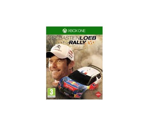GAME XBOXONE Sebastan Loeb Rally ED D1