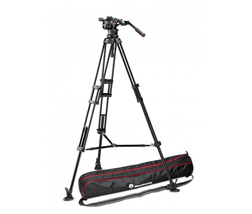 MANFROTTO NITROTECH N12 & 545B TWIN MS