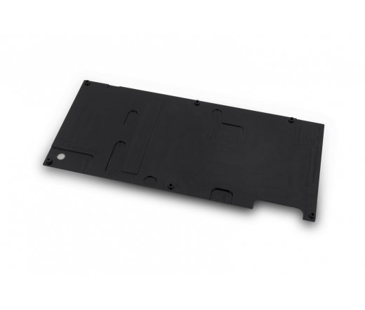 EK WATER BLOCKS EK-FC1080 GTX JetStream Backplate - Black