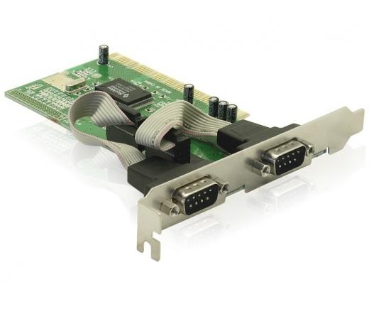 I/O DELOCK PCI -> 2x Serial (89003)