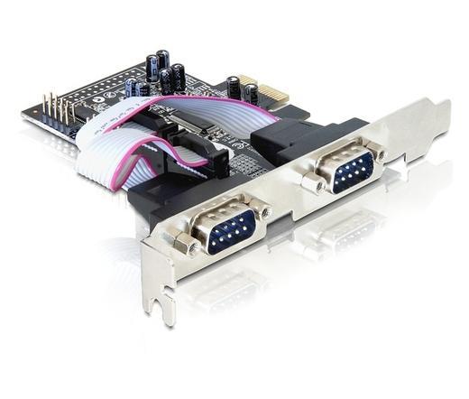 I/O DELOCK PCI-E 4 x Soros port (89178)