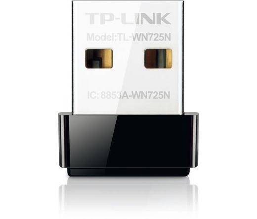 NET TP-LINK TL-WN725N 150M Wireless N USB nano adapter