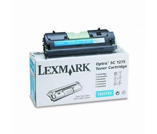 Toner Lexmark OSC1275 Cyan