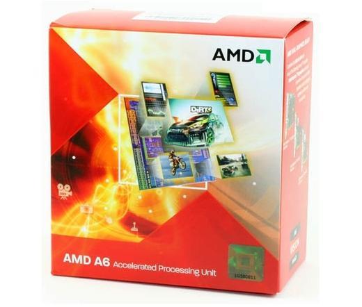 CPU AMD A-Series A6-5400K BOX FM2