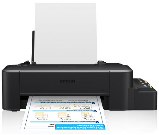 Printer Epson L120 A4 tintasugaras MFP (ultra nagy kapacitású külsőtartályos)