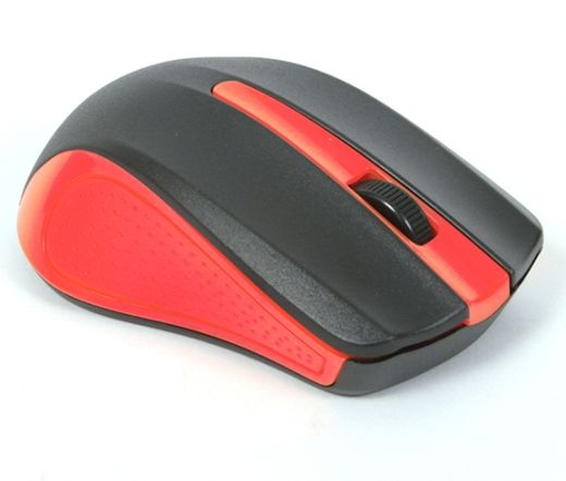 OMEGA MOUSE OM05R 3D USB 1000dpi RED