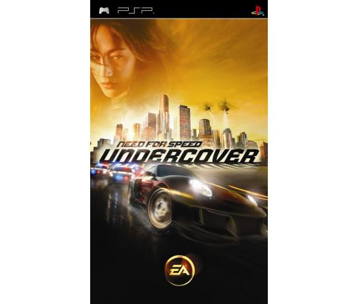GAME PSP Need For Speed UNDERCOVER
