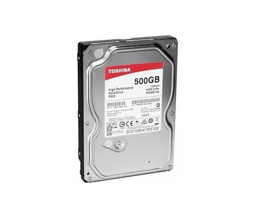 "HDD TOSHIBA P300 500G 7200RPM 64MB SATA 3,5"""