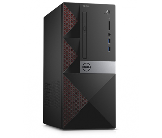 PC DELL Vostro 3668 MT (i5-7400 4GB 1TB W10P 64bit + WLAN + BT + bill + egér)