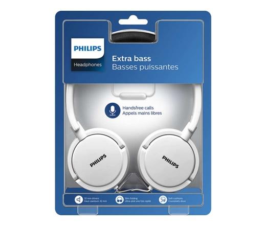 Philips SHL5000WT 00 fejhallgató fehér empty e9209a9d91