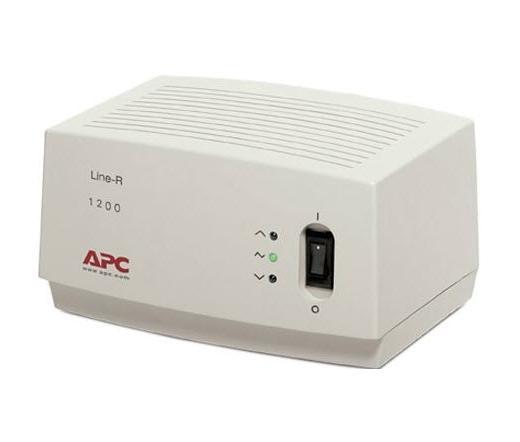 APC Line-R 600VA feszültségstabilizátor