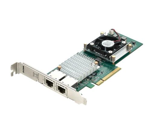 NET D-LINK DXE-820T 10 Gigabites vezetékes hálózati Adapter