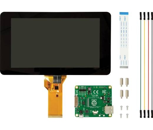 "Raspberry Pi TFT Display 7"" Touch"