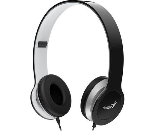 GENIUS Headphone HS-M430 Headset Black