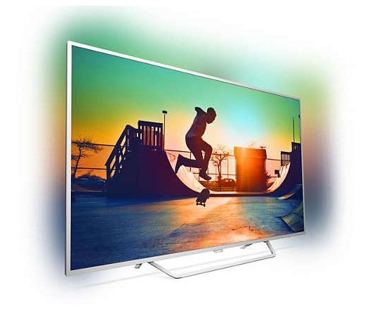 """TV PHILIPS UHD LED 65PUS6412/12 65"""" Android Smart"""