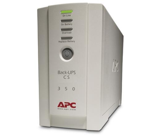 APC Back UPS CS BK 350EI 350VA