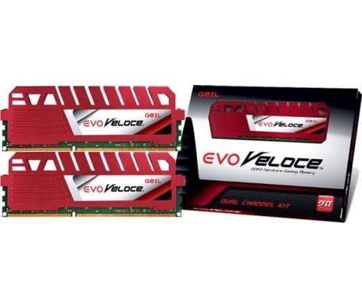 DDR3 4GB 1333MHz GeIL EVO Veloce CL9 KIT2