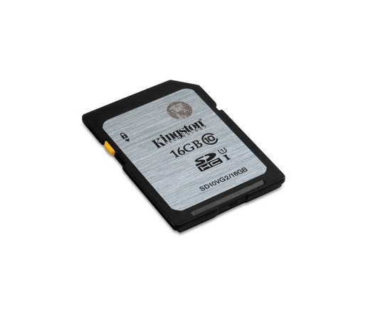 Card SD Kingston Video 16GB CL10 UHS-I