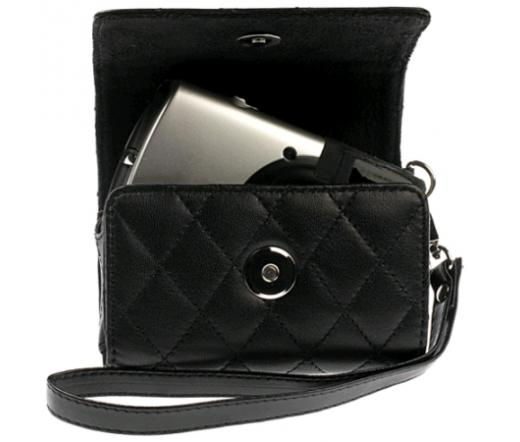 KRUSELL Camera Case COCO Black