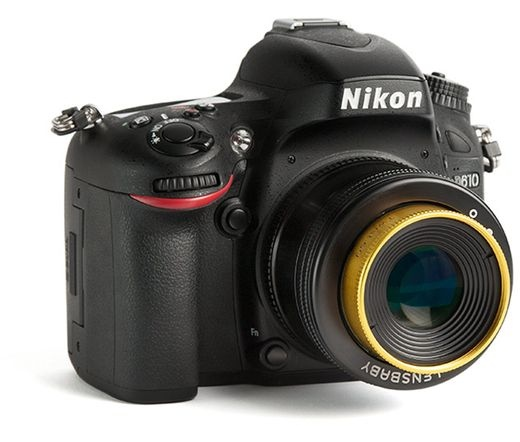 LENSBABY Twist 60mm f/2.5 (Nikon F)