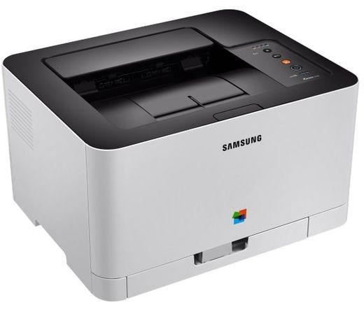 Printer Samsung SL-C430 Color Laser