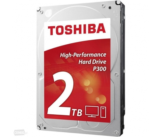 "HDD TOSHIBA P300 2TB 7200RPM 64MB SATA 3,5"""