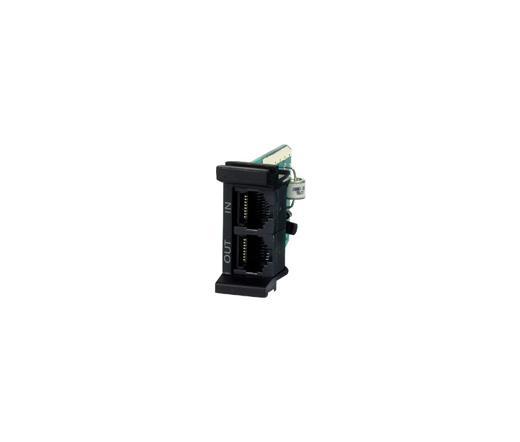 APC REPLACEABLE RACKMOUNT 1U T1/ CSU/ DSU/ ISDN SURGE PROTECTION MODULE