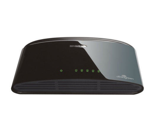 NET D-LINK DES-1005D/E 5x100Mbps Switch