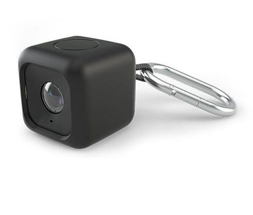 Polaroid Cube Bumper Case védőtok Cube kamerához, fekete