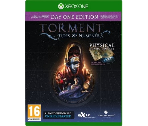 XBOX ONE Torment: Tides of Numenera