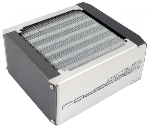 Aqua Computer airplex radical 4/120mm - Aluminium