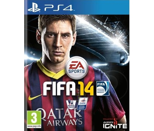 GAME PS4 FIFA 14
