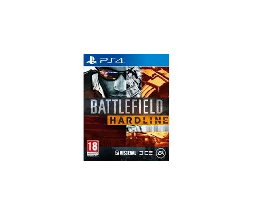 GAME PS4 Battlefield Hardline