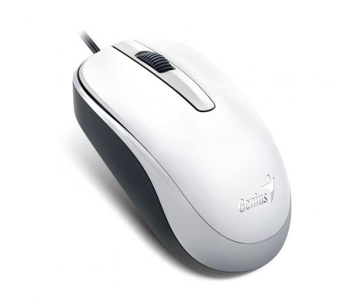 GENIUS MOUSE DX-120 USB Fehér