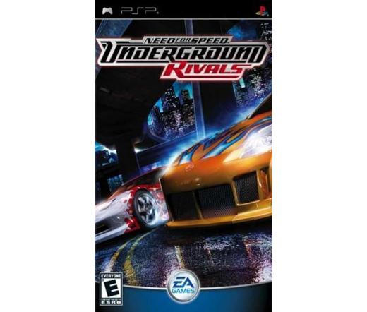 GAME PSPS NEED FOR SPEED: Underground Rival