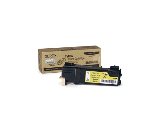 Toner Xerox Phaser 6125 1000old Yellow