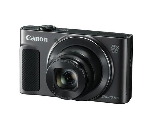 CANON PowerShot SX620 digitális fényképezőgép (fekete)
