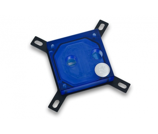 EK Water Blocks EK-Supremacy EVO BLUE Edition