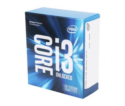 CPU INTEL Core i3-7350K 4,2GHz 4MB LGA1151 BOX