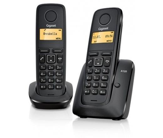 TEL GIGASET ECO DECT Telefon A120 Duo