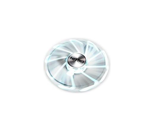 COOLER Sapphire NITRO Gear LED FAN white lite